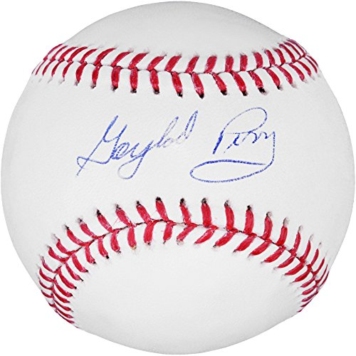Gaylord Perry Seattle Mariners Autographed Baseball - Fanatics Authentic Certified - Autographed Baseballs Gaylord Perry Autographed Baseball