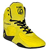 Otomix Yellow Stingray Escape Bodybuilding Weightlifting MMA & Boxing Shoe Men's review