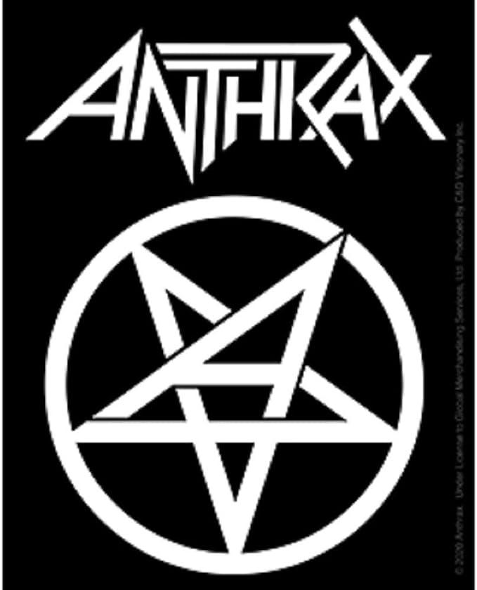 Anthrax  Music Band Vinyl Decal Sticker Car Window Laptop 71043