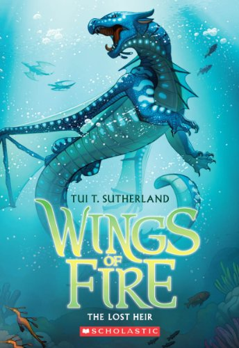 Two Story Wing - Wings of Fire Book Two: The Lost Heir