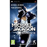 Michael Jackson: The Experience Psp