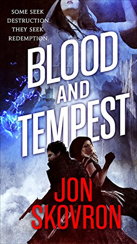 Book Cover: Blood and Tempest