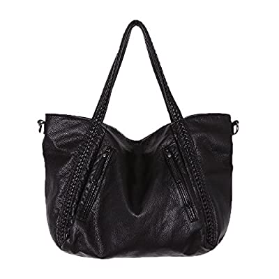 Big Capacity Fashion Women Handbags Soft Leather Lady Tote bag Woven Pattern Shoulder Bag