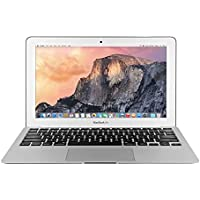 Apple MacBook Air MD711LL/B 11.6-Inch Laptop (2GB RAM, 64 GB HDD) (Certified Refurbished)