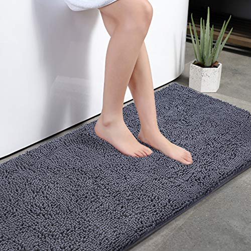 KMAT Bathroom Absorbent Chenille Non Shedding product image