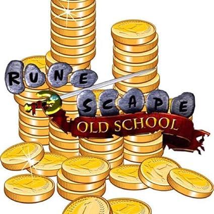1 Million Oldschool Runescape Gold Old School RSGP