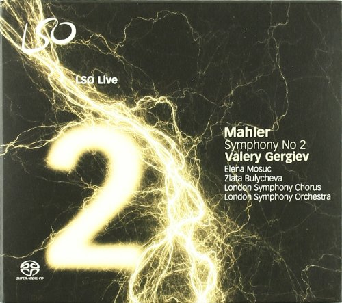 SACD : London Symphony Orchestra - Symphony No. 2 / Adagio from Symphony No. 10 (Hybrid SACD, 2 Disc)