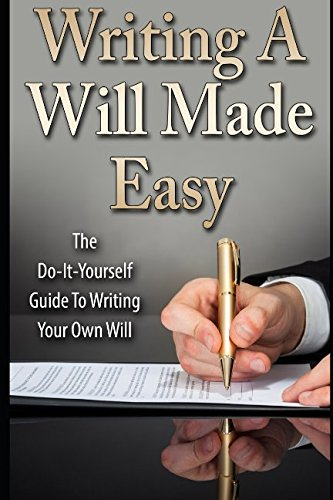 making your own will - 2