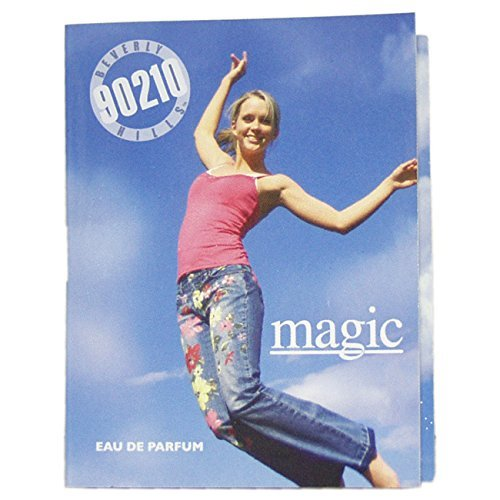 Giorgio Beverly Hills 90210 Magic for Women Eau De Parfum Splash Vial (Mini), 0.06 Ounce by Giorgio Beverly - Mall Hills Of Green