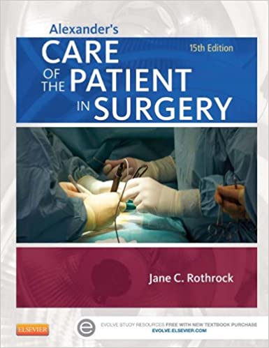 Alexanders care of the patient in surgery e book alexanders care alexanders care of the patient in surgery e book alexanders care of the patient in surgery 15th edition kindle edition fandeluxe Choice Image
