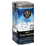 The Coffee Bean & Tea Leaf, Tea, Hand-Picked Estate Darjeeling, 20-Count Tins (Pack of 2)