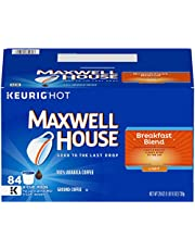 Maxwell House Breakfast Blend Keurig K Cup Coffee Pods
