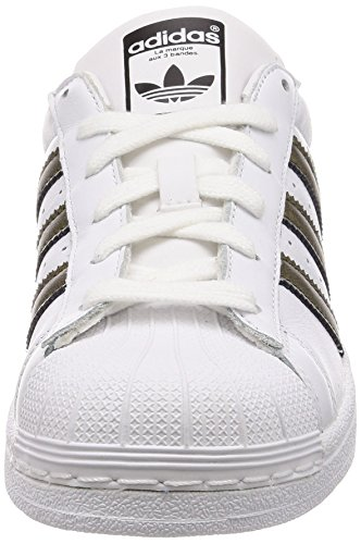 adidas Core Core W Ftwr Black Core White da Nero Scarpe Black Black Superstar Ftwr Core White Ginnastica Black Donna TPfwTgxq