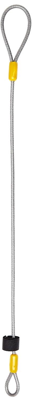 On-Guard Akita 8045 - Cable para bicicleta, 53 cm x 5 mm