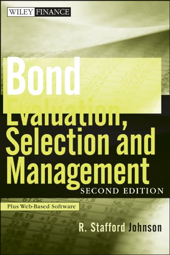 Bond Evaluation, Selection and Management