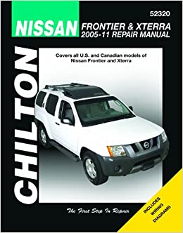 Buy Nissan Frontier & Xterra 2005-11 (Chilton) (Chilton's