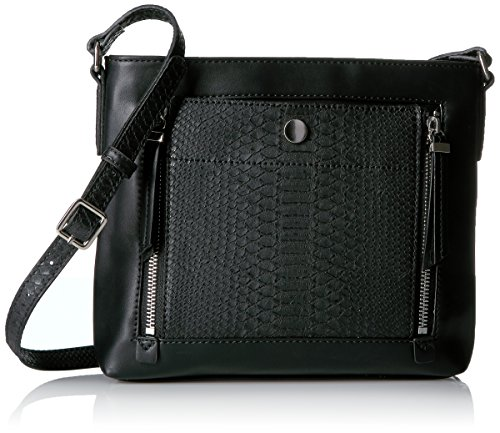 Nine West Neala Crossbody, Black/Black