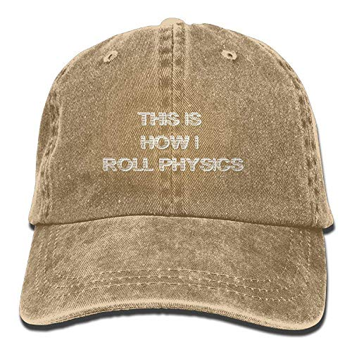 Skull Hat DEFFWB Cap Roll I Physics How Men Cowgirl Women for Cowboy Hats Sport Denim nadxqdrY0w