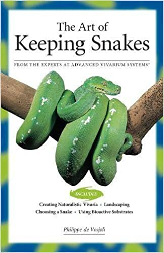 The Art Of Keeping Snakes Book Pdf