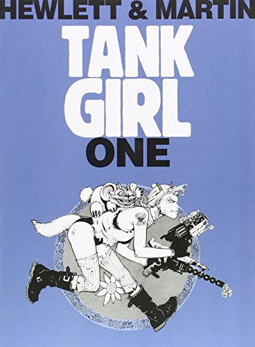 Expert choice for tank girl graphic novel