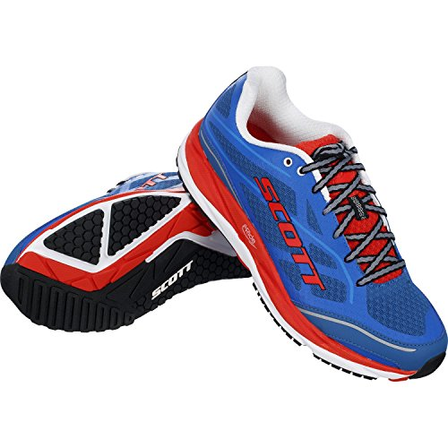 Scott Shoe Palani Support blue/red