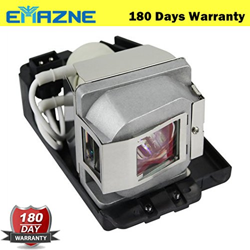 Emazne SP-LAMP-045/SP-LAMP-039 Projector Replacement Compatible Lamp with Housing for INFOCUS DepthQ WXGA HD Ask Proxima A1200EP Ask Proxima A1300 InFocus IN2102 InFocus IN2102EP InFocus IN2104 ()