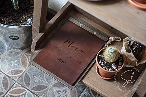 Menu, Menu Cover, Restaurant Menu Cover, Menu Book, Menu Holder, Menu Board, Menu Cards, Guest Book, Leather Menu, Menu Folder, Wooden Menu
