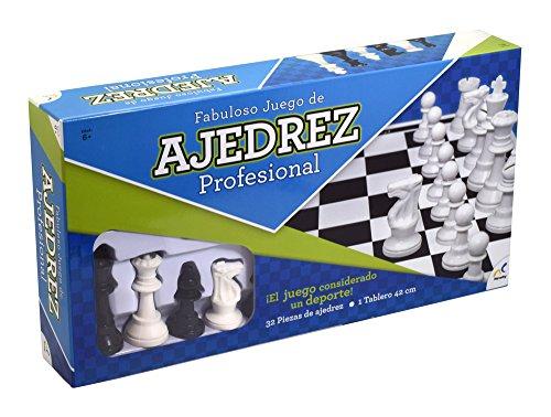 Novelty Juguete Ajedrez Profesional