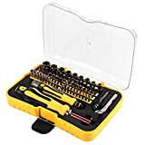 Aosky Professional Precision Magnetic Screwdriver Sets-70 in 1 Electronic Repair Tool Kit Kinds of Screwdriver Bits Apply to Phone