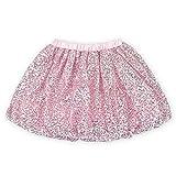 Coralup Little Girls Sparkle Sequins Ballet Tutu Skirts D7004(Pink,4-5Y)