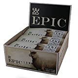 Epic All Natural Meat Bar, 100% Natural, Lamb, Currant & Mint, 1.3 oz. (12 Count)