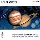 Ewers: The Planets, Improvisations for Organ