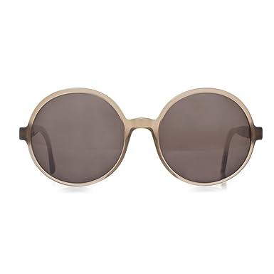 5469c001fd4 yolanda Taupe Mod Patented New Sunglasses Frame Germany Mykita Round qca48c0