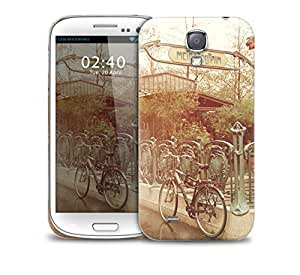 paris metro Samsung Galaxy S4 GS4 protective phone case
