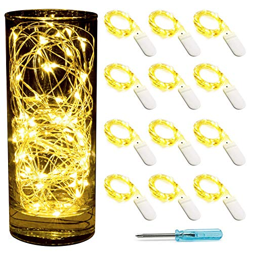 20 Led Fairy Lights Mains in US - 9