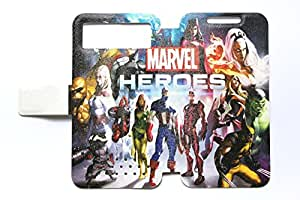 Universal Phone Cover Case for Zte Render N859 Case Heroes