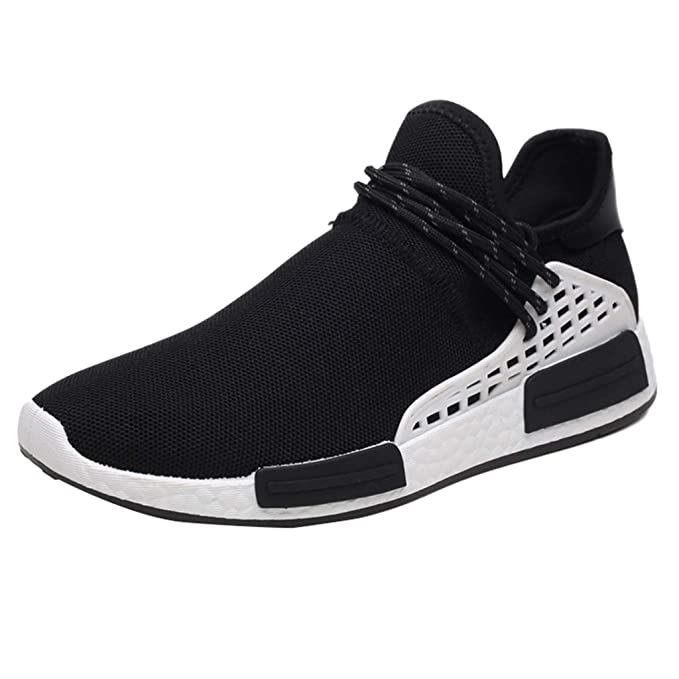 a6cee8a3e4445 DENER❤ Men Slip on Sneakers Shoes, Mesh Breathable Lightweight ...