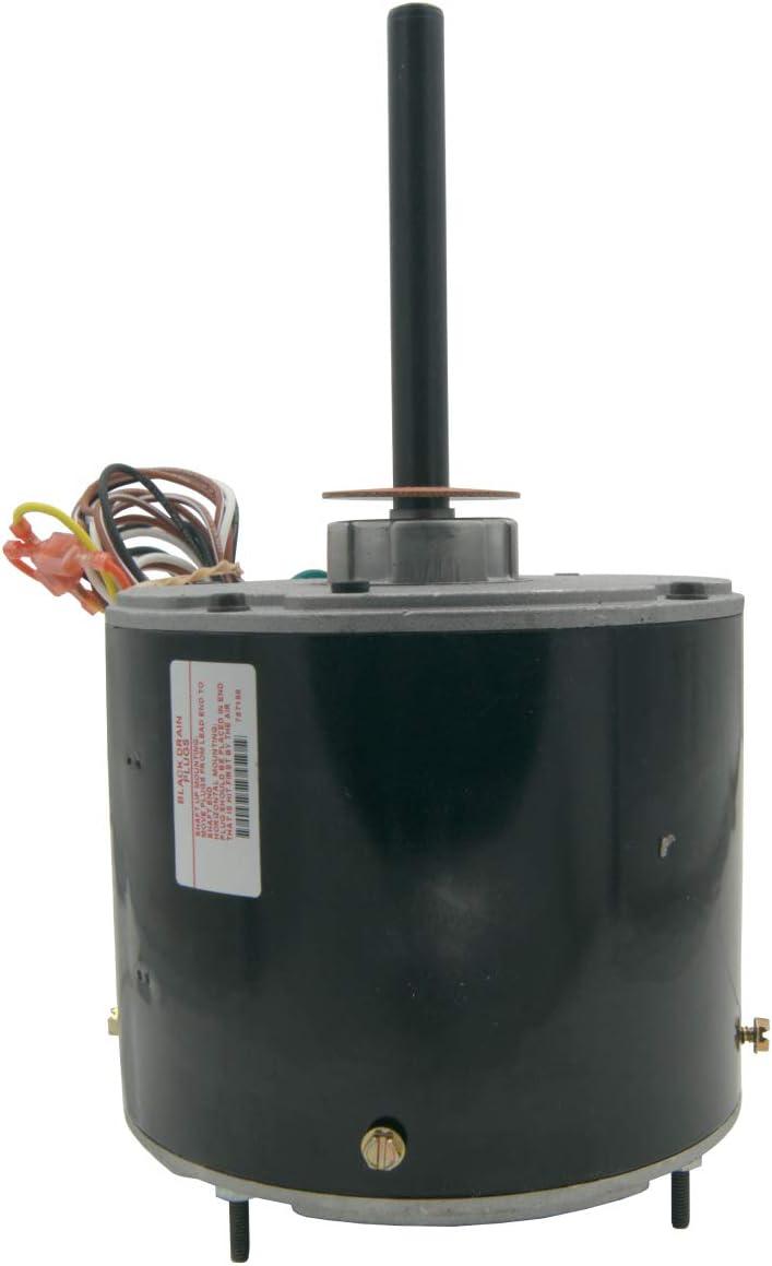 Supplying Demand W51-13CJA1-02 HVAC Condenser Motor 1/3 HP 1 Phase 1 Speed 208/230V 1075 RPM