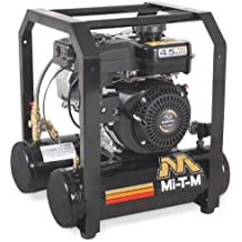 Mi-T-M AM1-HS45-05M Hand Carry Air Compressor, 5-Gallon, Single Stage with Gasoline