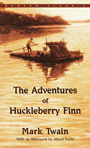 The Adventures of Huckleberry Finn (Bantam Classic) cover