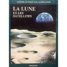 Lune et les satellites