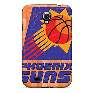 Bumper Hard Phone Case For Samsung Galaxy S4 With Customized Lifelike Phoenix Suns Skin PhilHolmes