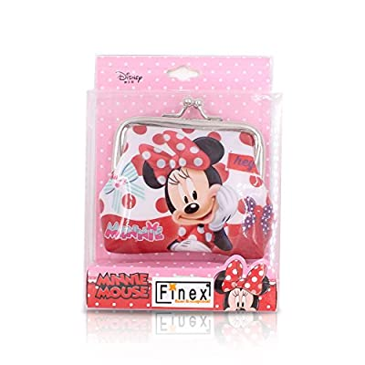 Finex - Set of 8 - Cartoon Characters Snap Clip Hair Clips - Disney Tsum Tsum Winnie the Pooh Mickey Minnie Mouse Princess Hello Kitty My Little Pony hair accessories - Random