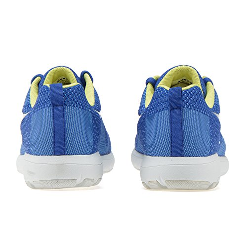 W C1970 Blau X Weiss Light Damen Diadora Laufschuhe Run IxTSHaTqw