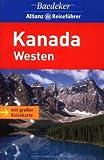 Baedeker Allianz Reiseführer Kanada Westen