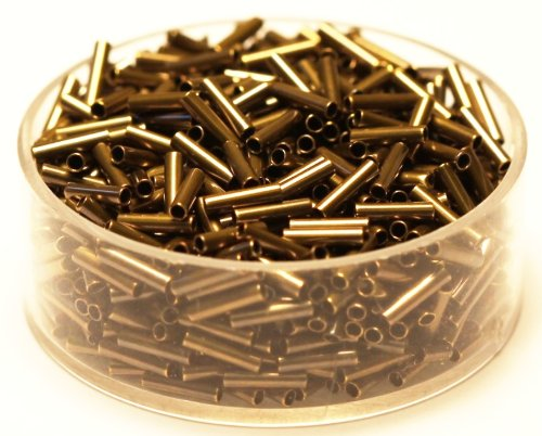 Vintage Raw Brass (Vintage Brass Tube Spacer Beads 1.5 X 6 Mm 500 Pcs.(hole 1.0 Mm) Raw Solid Bras)