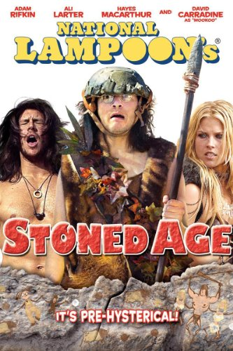 Nationalistic Lampoon's Stoned Age