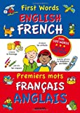 img - for First Words: English/French (Award First Words Books) book / textbook / text book
