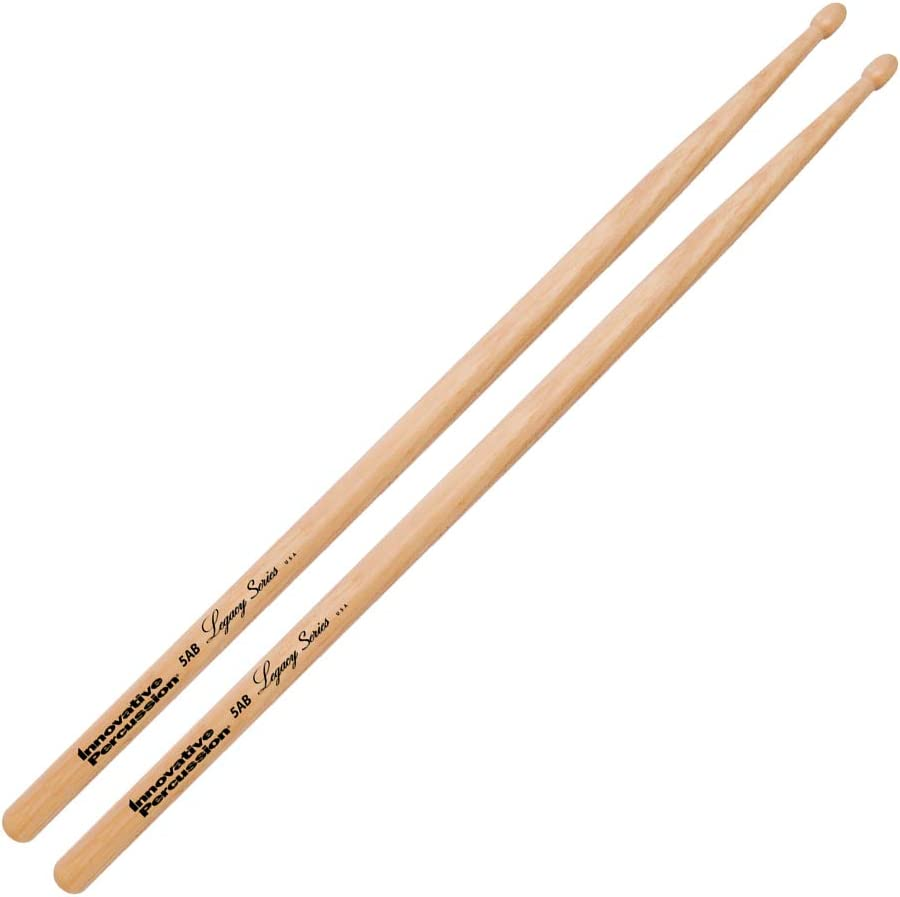 IPL5AB Innovative Percussion Legacy Series 5AB Hickory Drumset