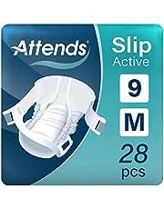 Attends Slip Active 9 Medium (2100 ml) 28 pack